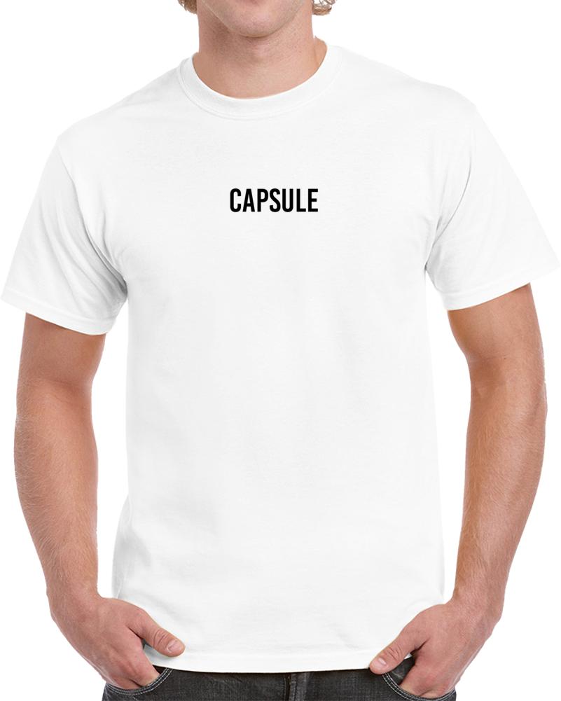 Capsule T Shirt