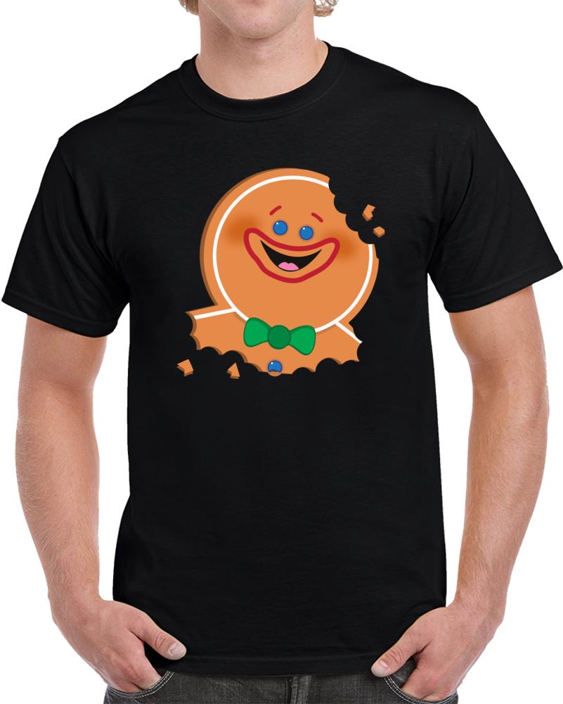 Gingerbread T Shirt