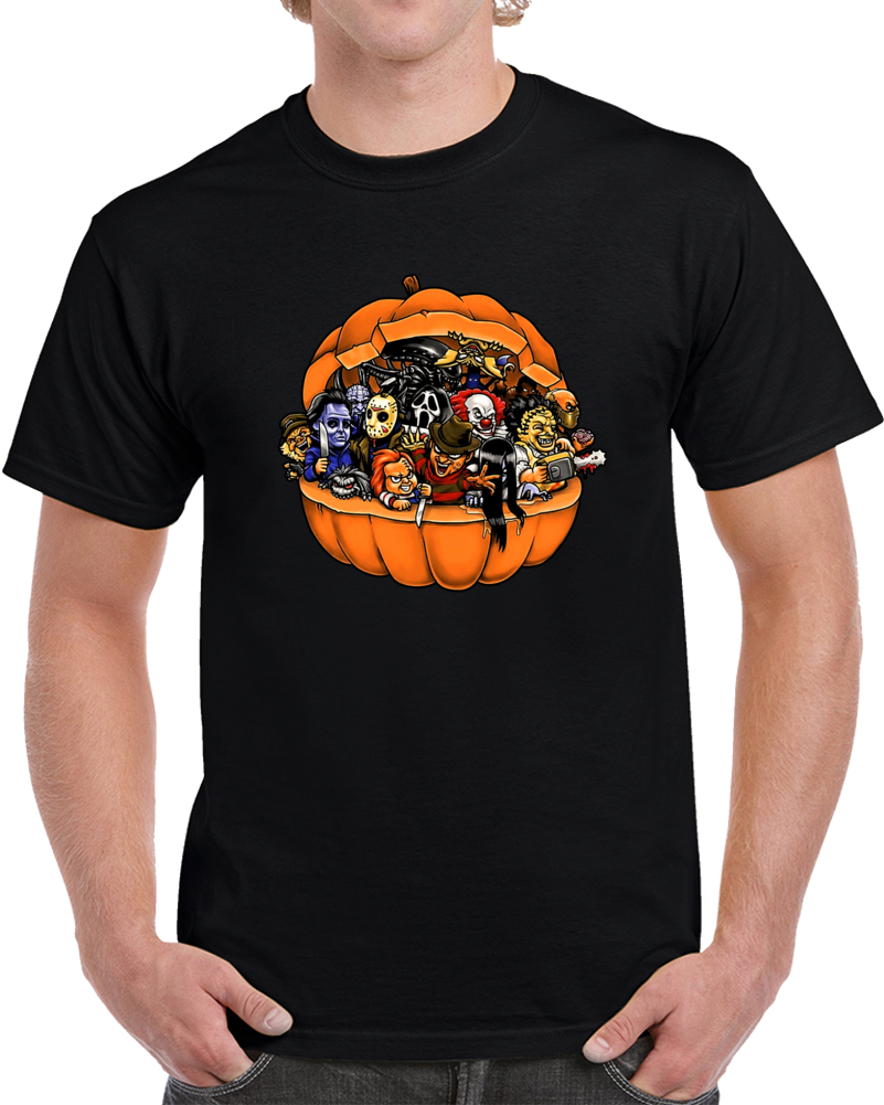 All Things Horror T Shirt