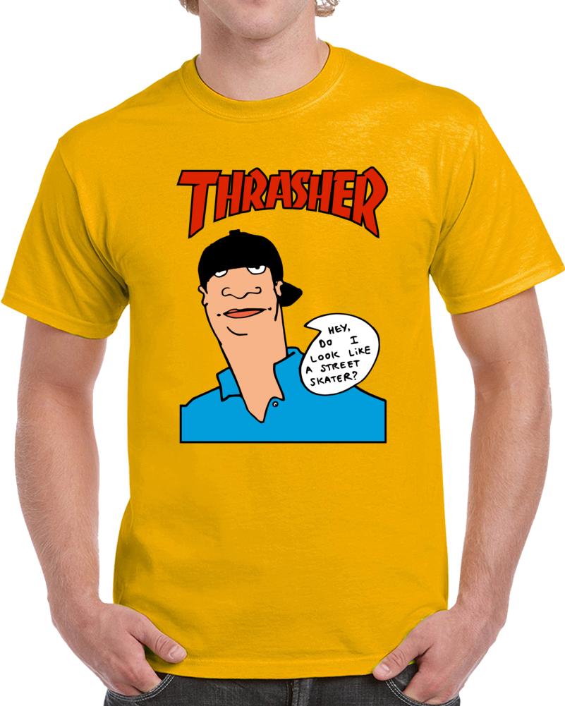 Thrasher Slasher Mark Gonzales Gonz First Cover T Shirt