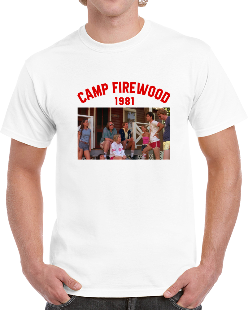 Camp Firewood 1981 T Shirt