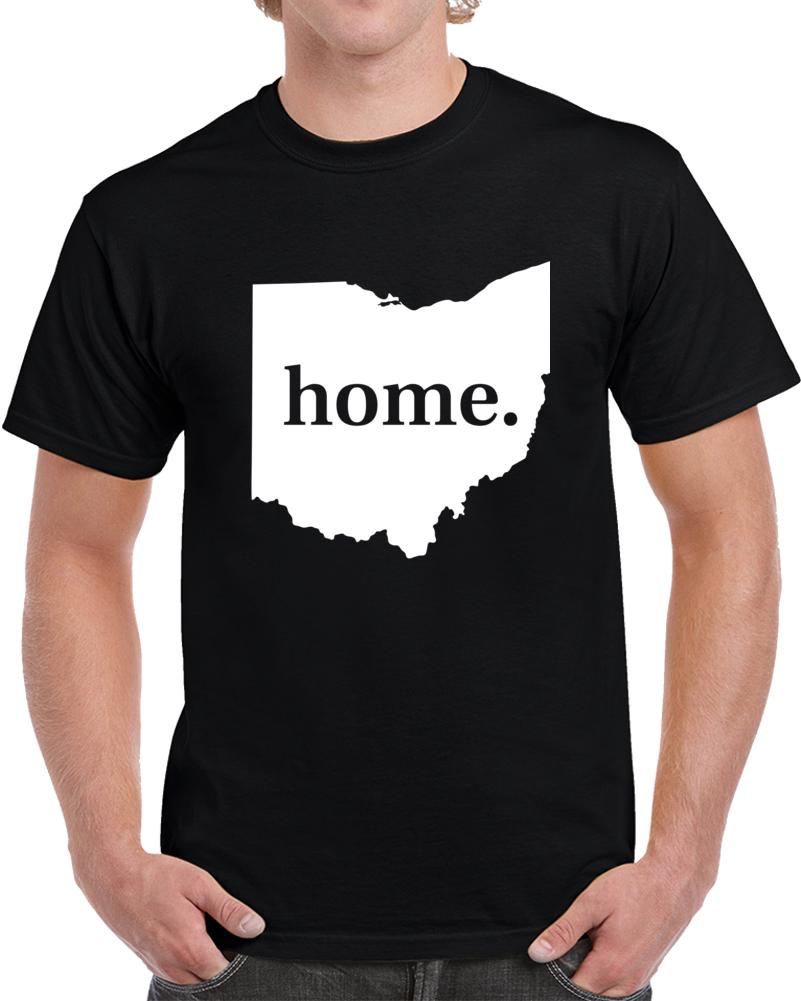 Ohio Home T Shirt