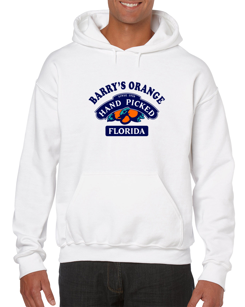 barry's hand picked oranges Hoodie