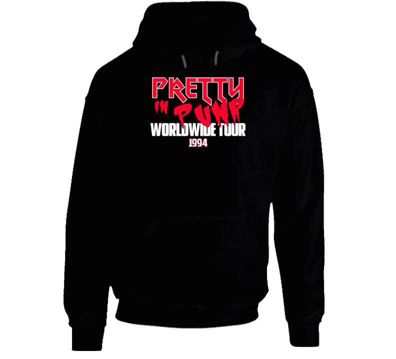 Pretty In Punk Worldwide Tour 1994 Hoodie