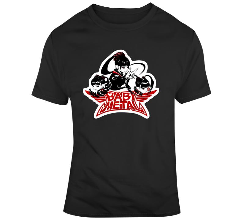Babymetal Karate T Shirt