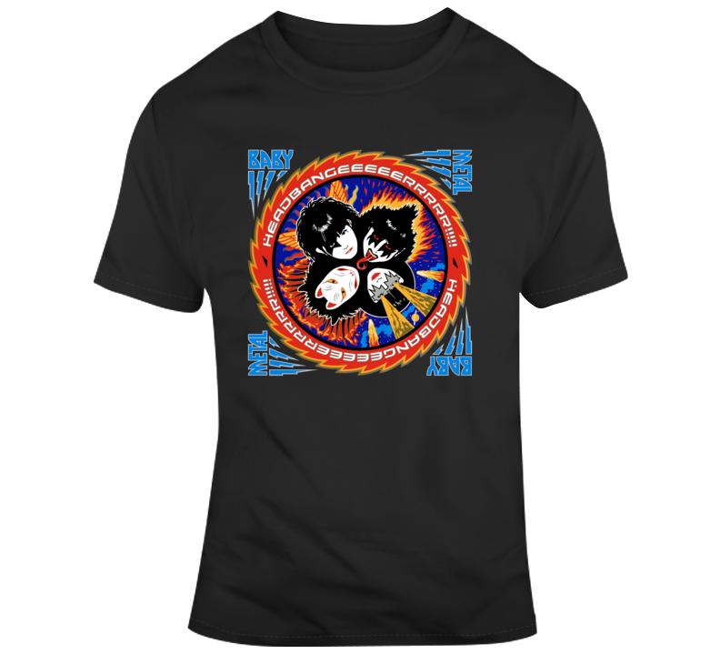 Babymetal Kiss Graphic T Shirt