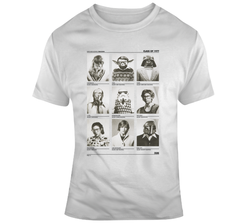 Class Of 1977 Star Wars T Shirt