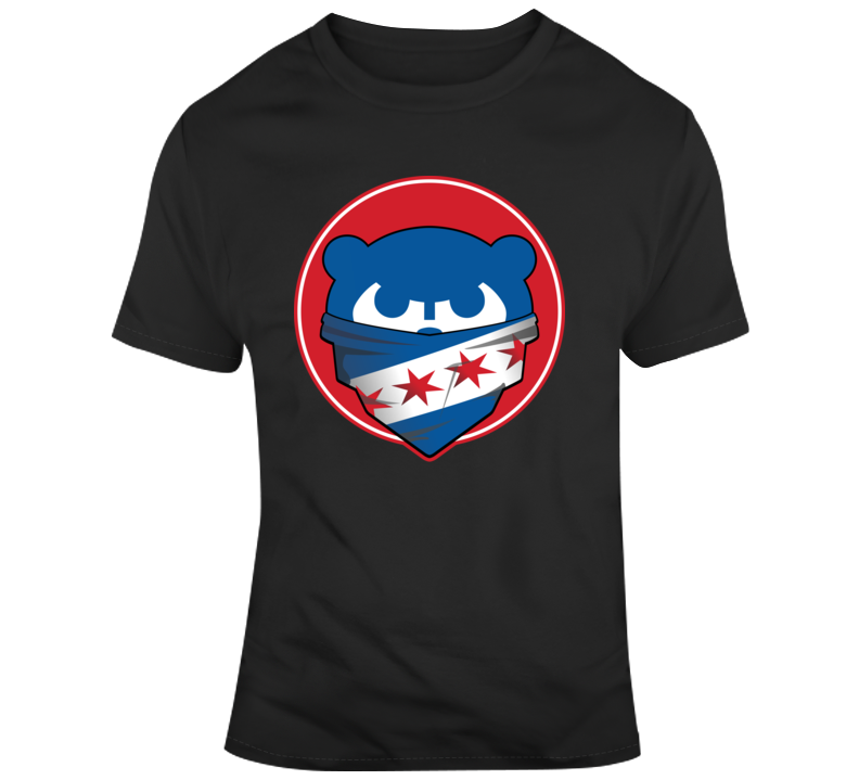 Cubs Chicago Cubs City Of Chicago T Shirt