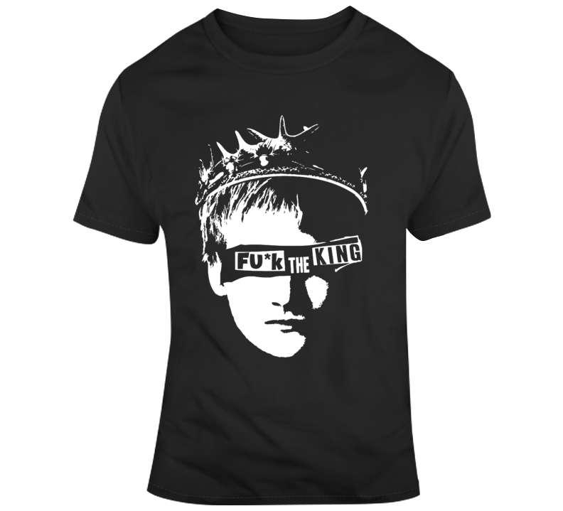 Game Of Thrones Fuck The King T Shirt