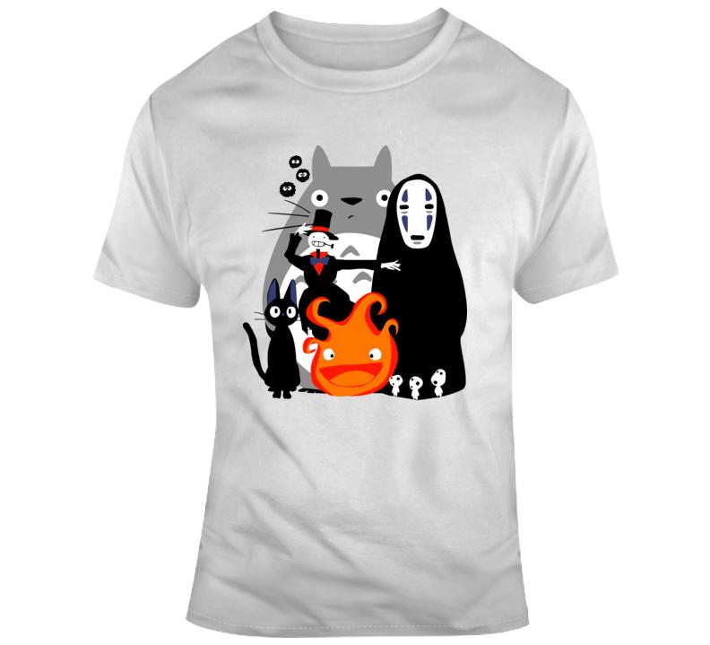 Ghibli Shirts Ghibli Away T Shirt
