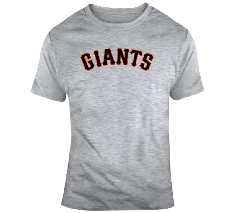 Giants T Shirt