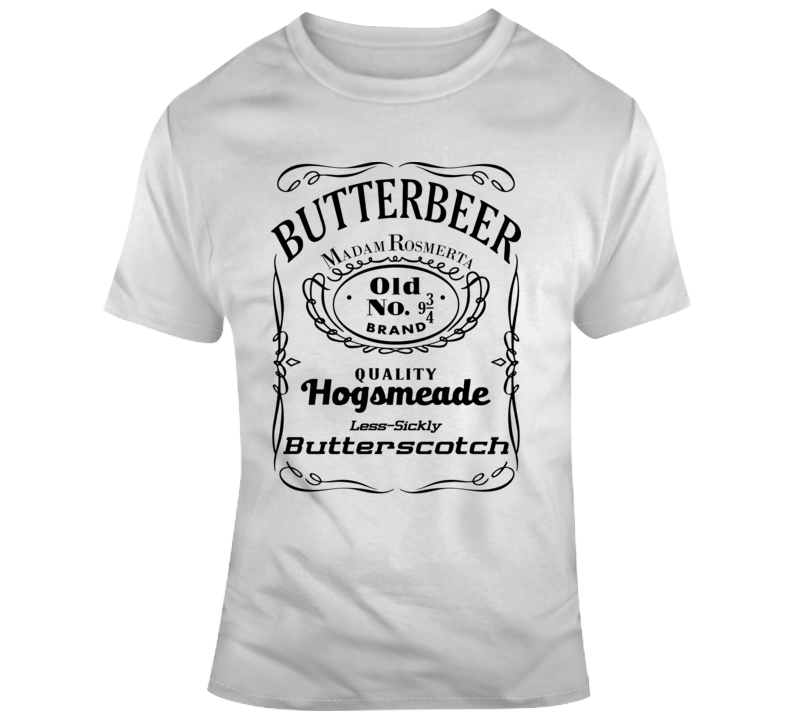 Harry Potter Butterbeer T Shirt