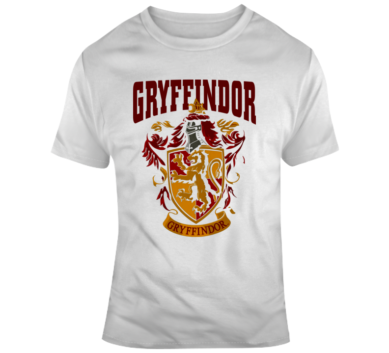 Harry Potter Gryffindor T Shirt