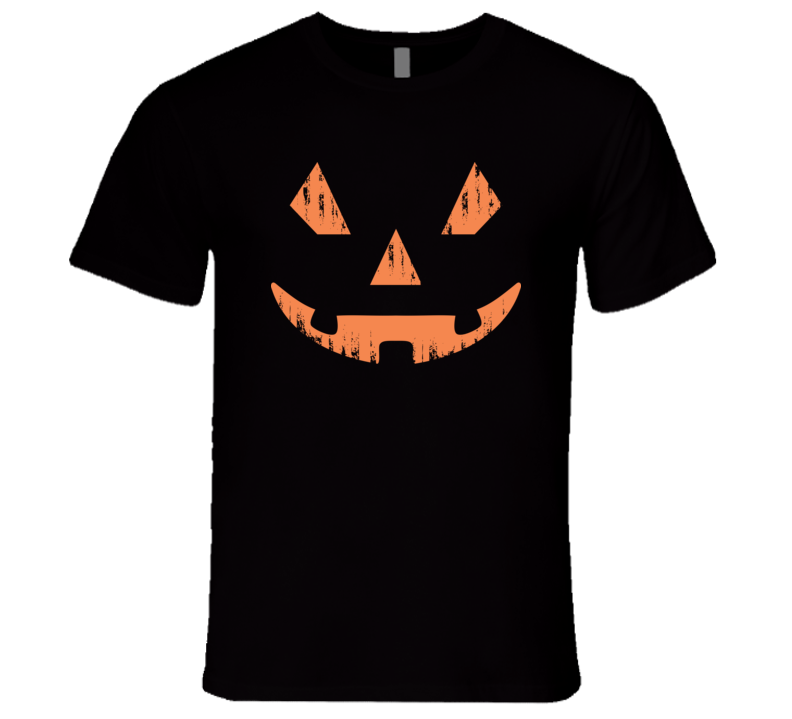 Jack O Lantern Graphic T Shirt