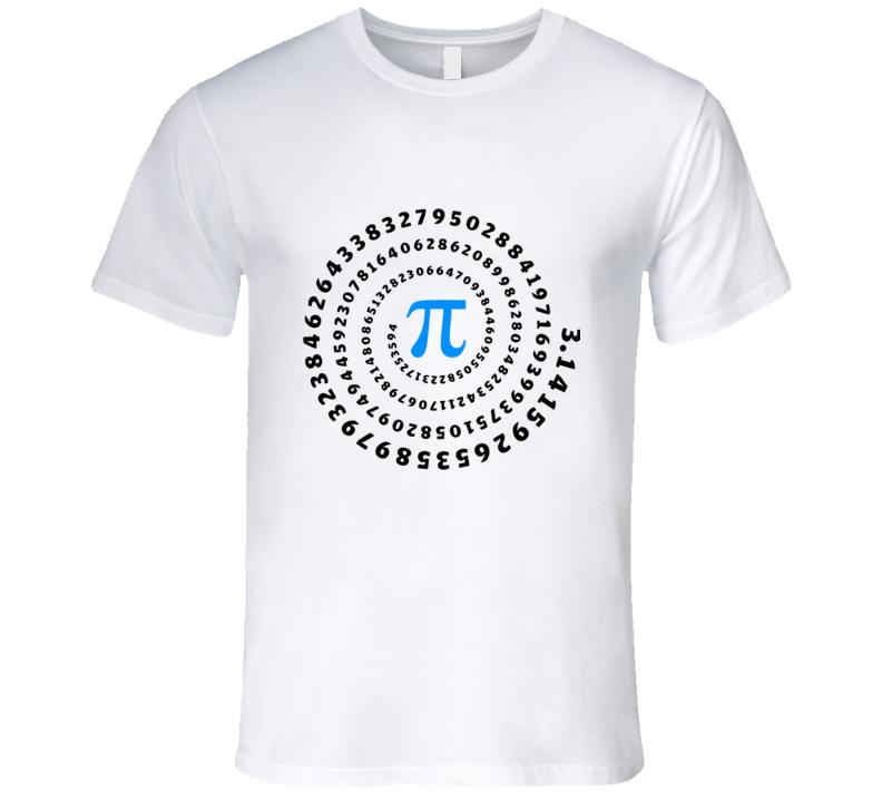 Pi T-shirt 3,14 Pi Number Symbol Math Science Gift T Shirt