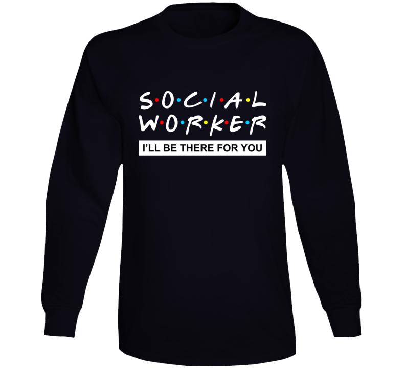 Social Worker Long Sleeve