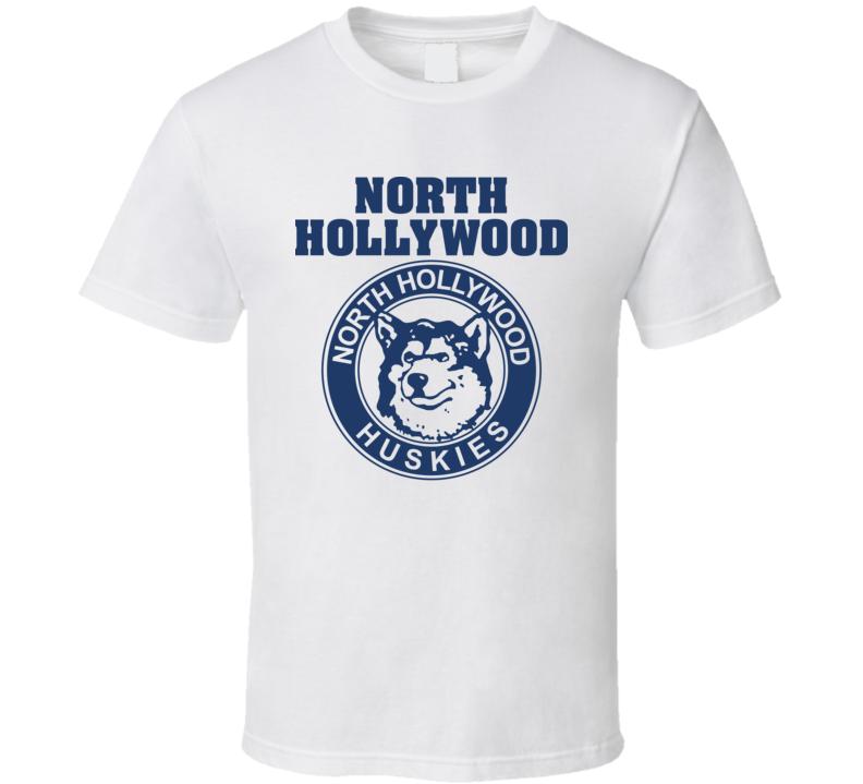North Hollywood Huskies T Shirt