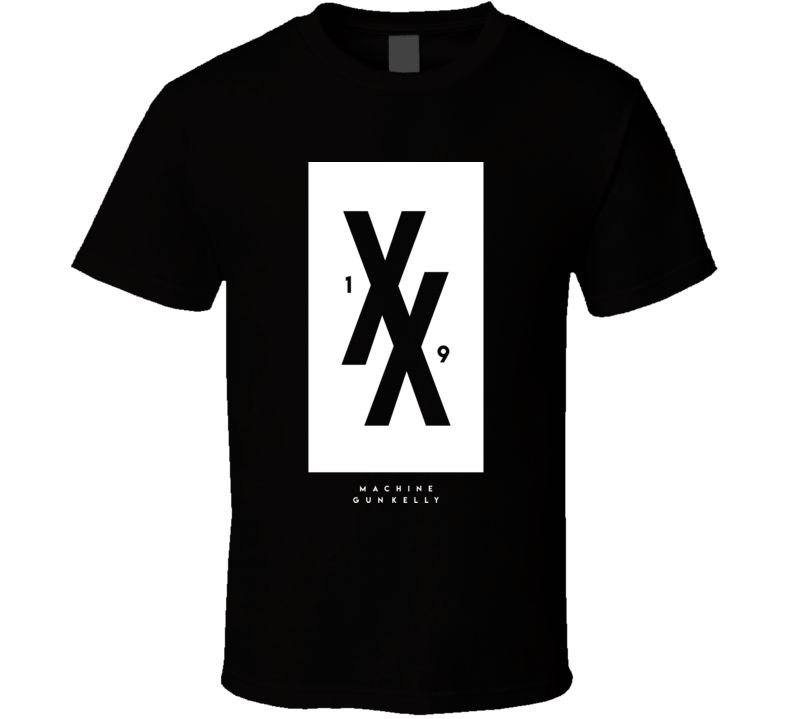 Machine Gun T Shirt