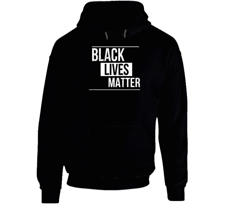 Black Lives Matter Movement Hoodie