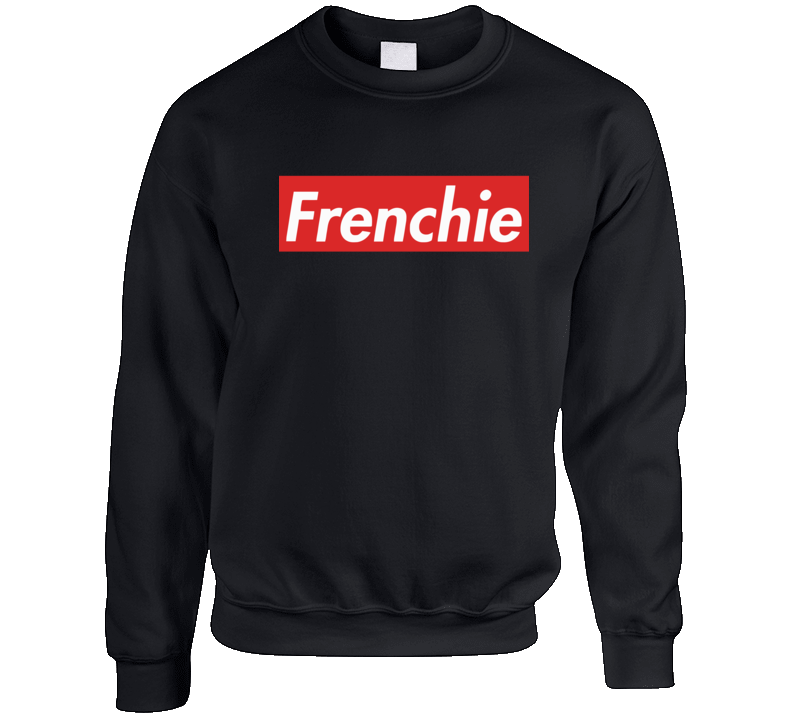 Frenchie Crewneck Sweatshirt