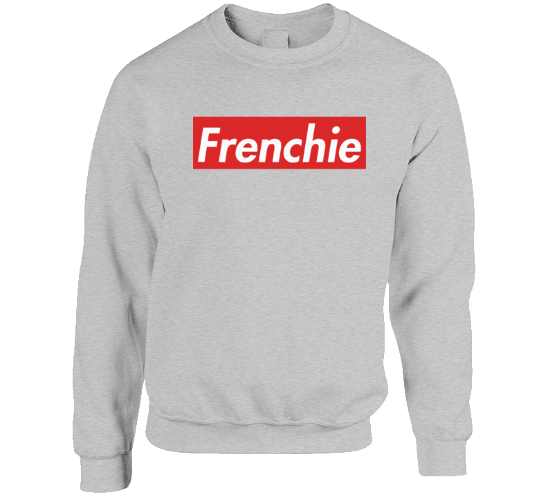Frenchie Crewneck Sweatshirt
