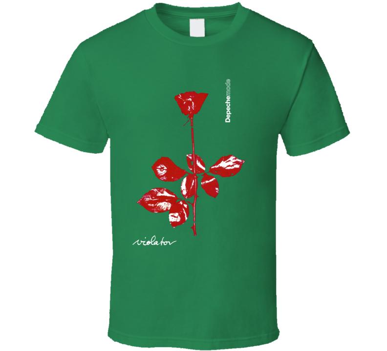 Depeche Mode Band T Shirt