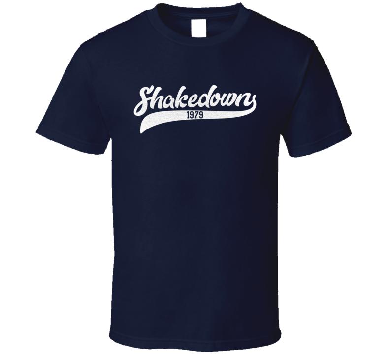 Shakedown 1979 T Shirt