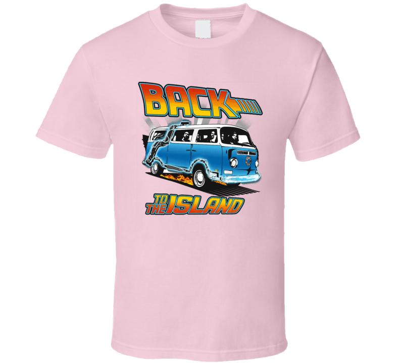 Island T Shirt Back To The Island T Shirt