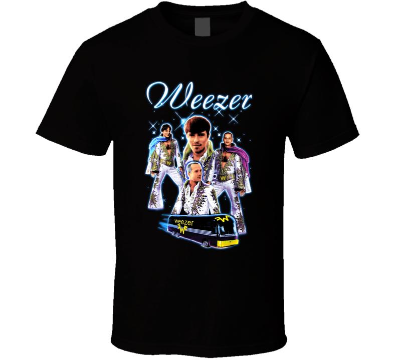 Weezer Brush Your Teeth Band T Shirt