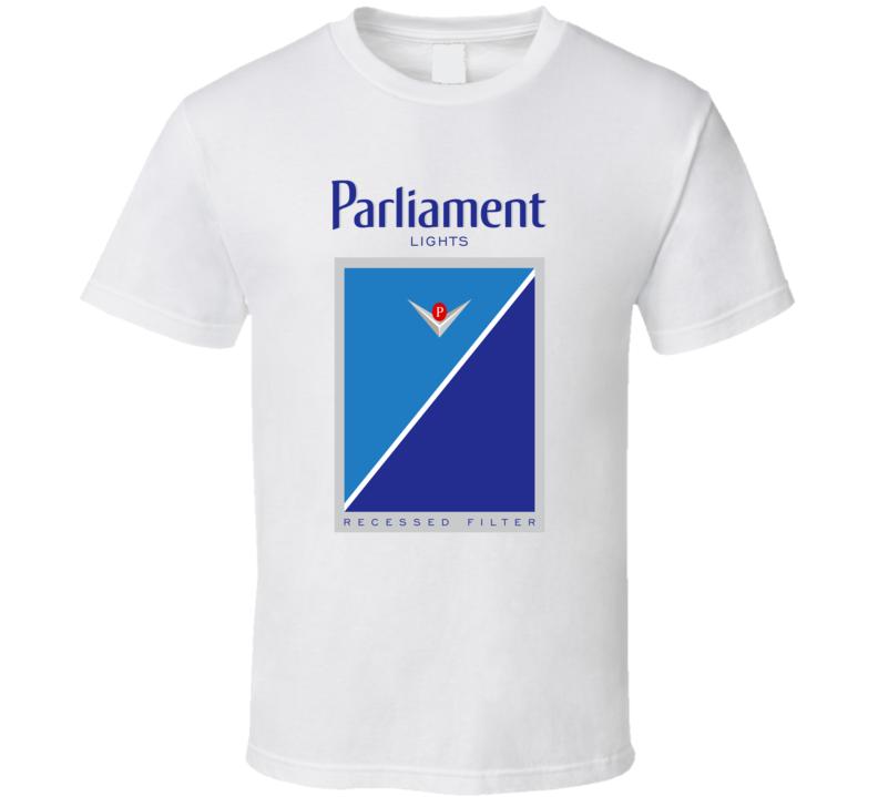 Parliament Cigarettes T Shirt