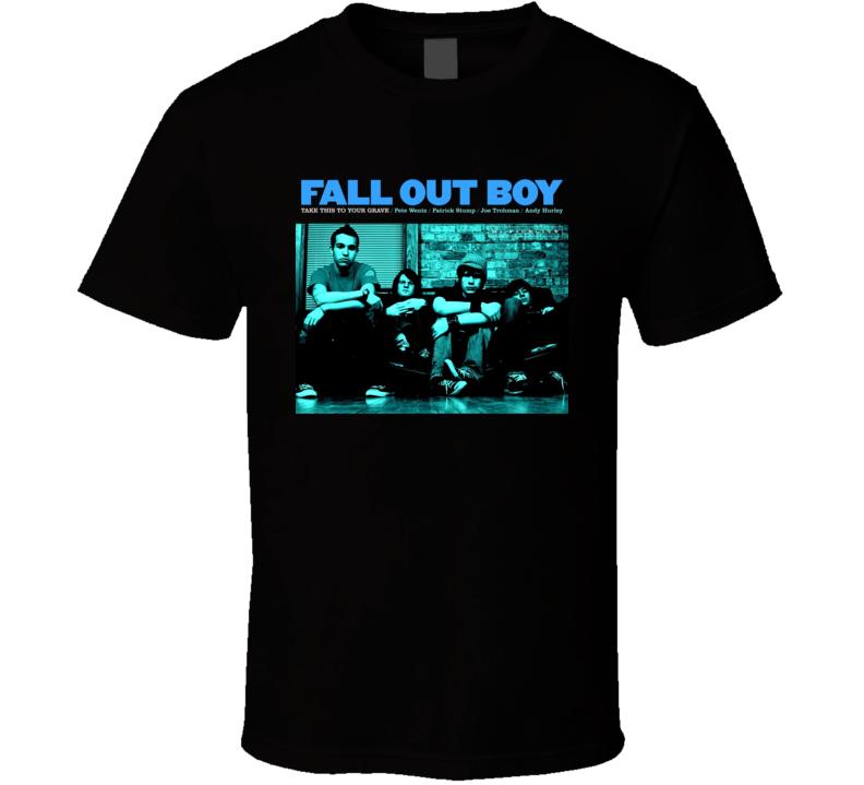 Fall Out Boy Band T Shirt