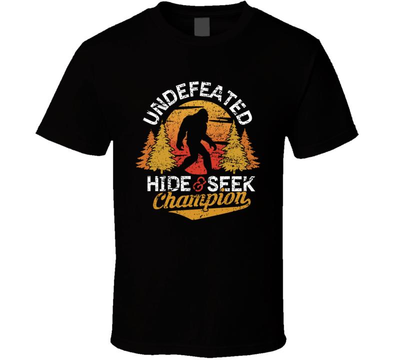 Bigfoot T Shirt