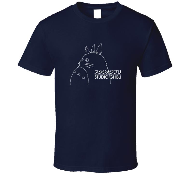 Ghibli T Shirt