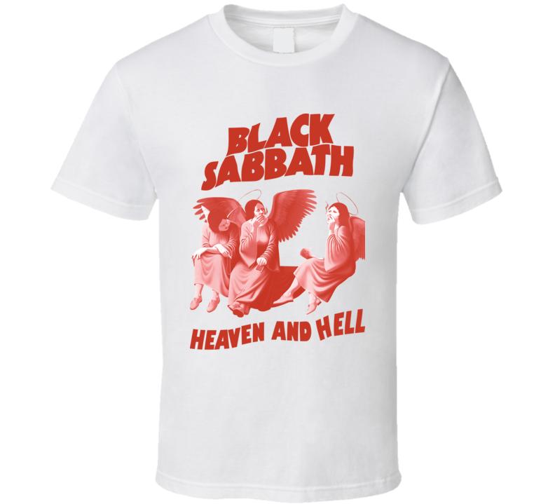 Black Sabbath. T Shirt