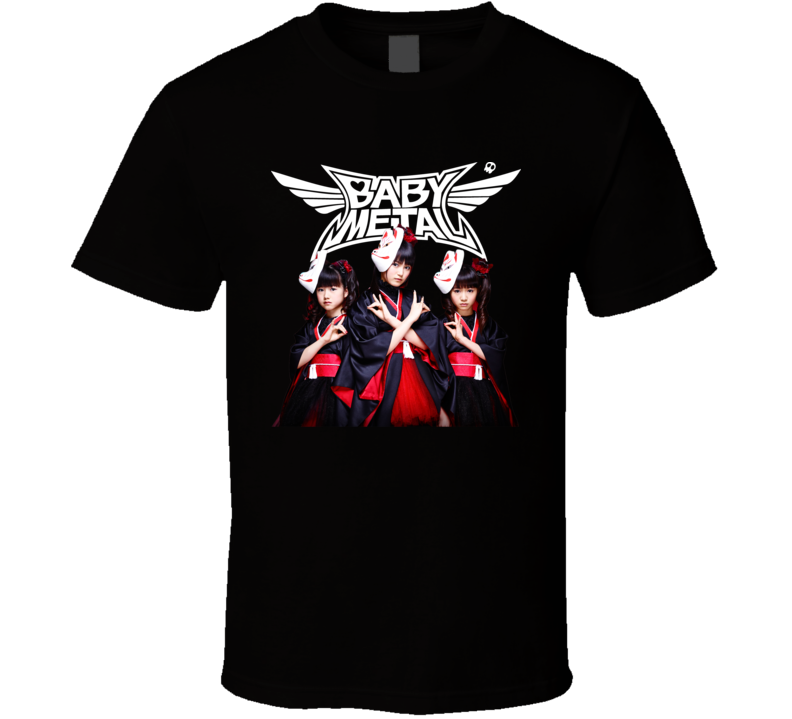 Babymetal Gimme Chocolate Band T Shirt