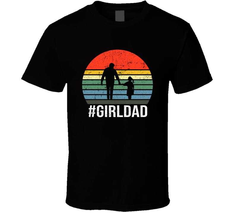 Girldad Vintage T Shirt