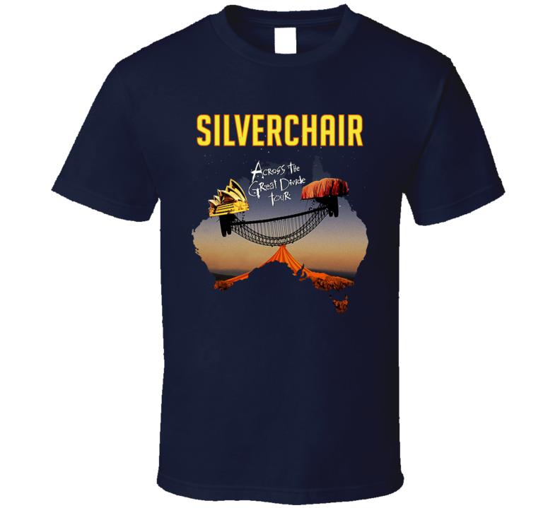 Silverchair Band T Shirt