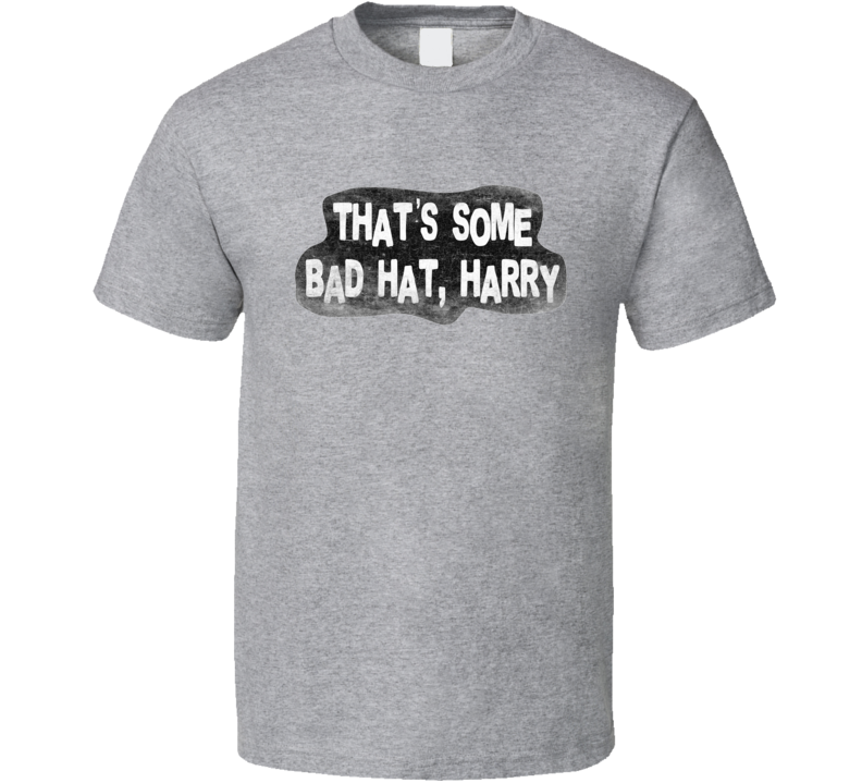 Jaws Brody Quote T Shirt
