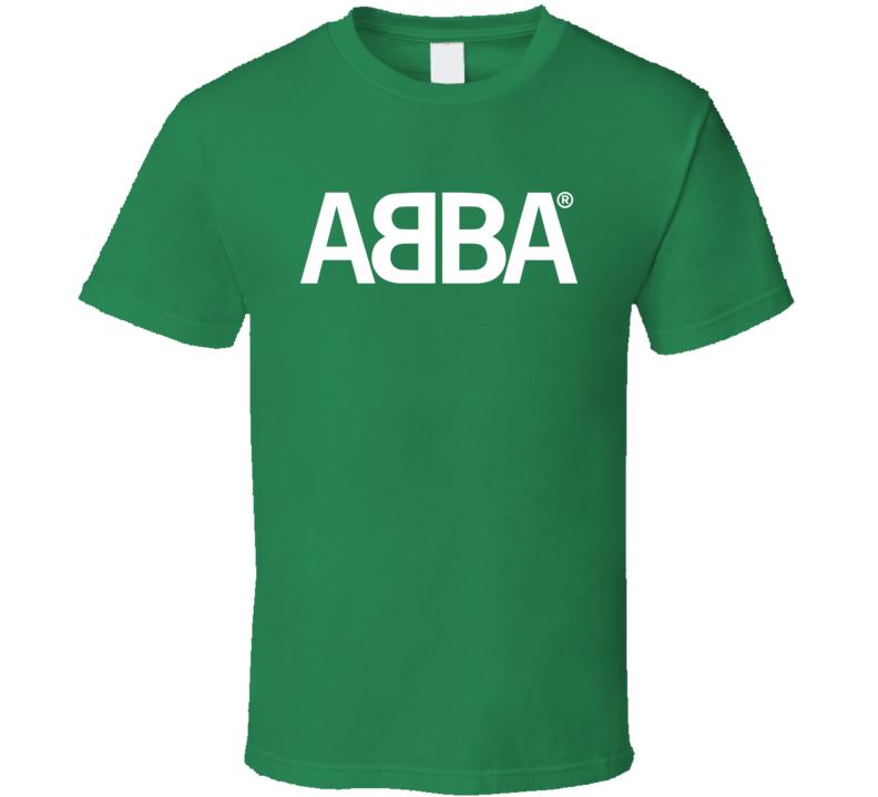Abba Band T Shirt
