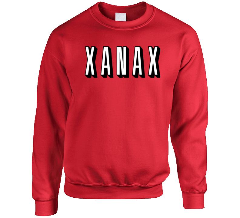 Xanax Netflix Crewneck Sweatshirt