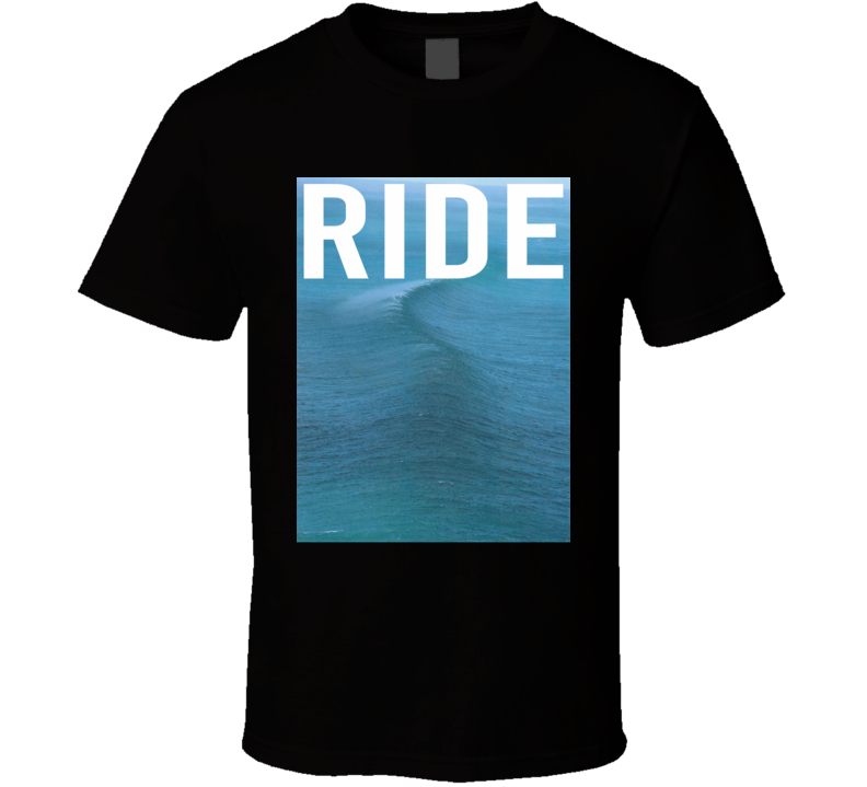 Ride Nowhere Band T Shirt