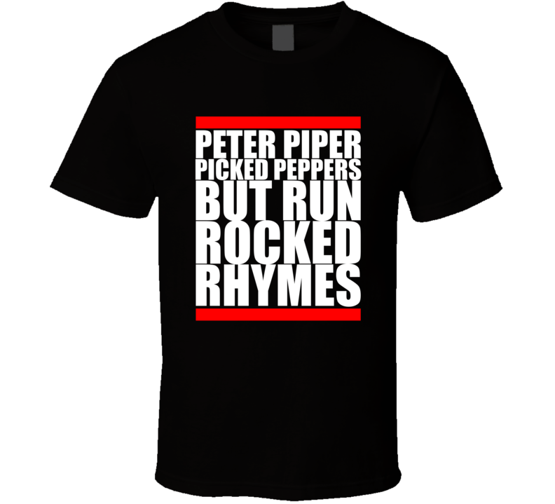 Old School Hip Hop T Shirt