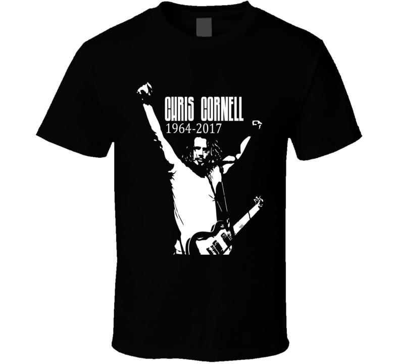 Chris Cornell 1964-2017 T Shirt