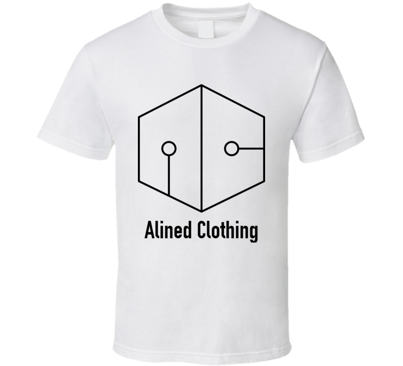 Alined Clothing #1 T Shirt