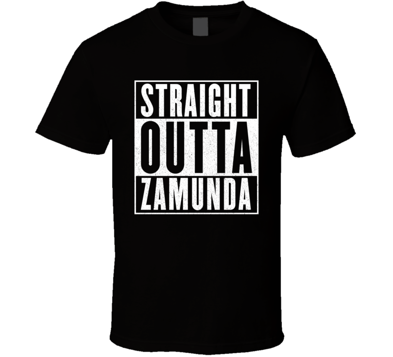 Straight Outta Zamunda Funny Coming To America Meme T Shirt copy