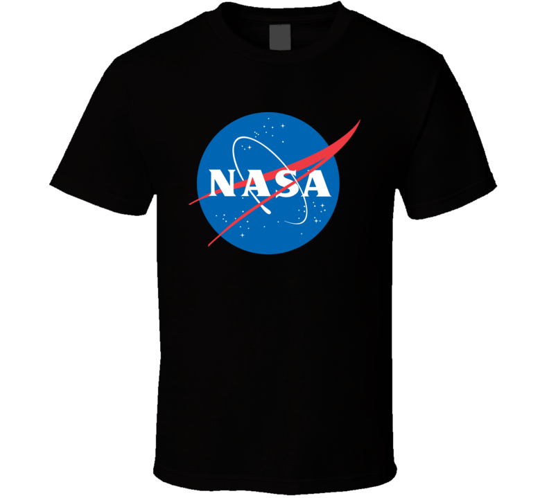 Nasa Logo Astronomy Space Geek T Shirt