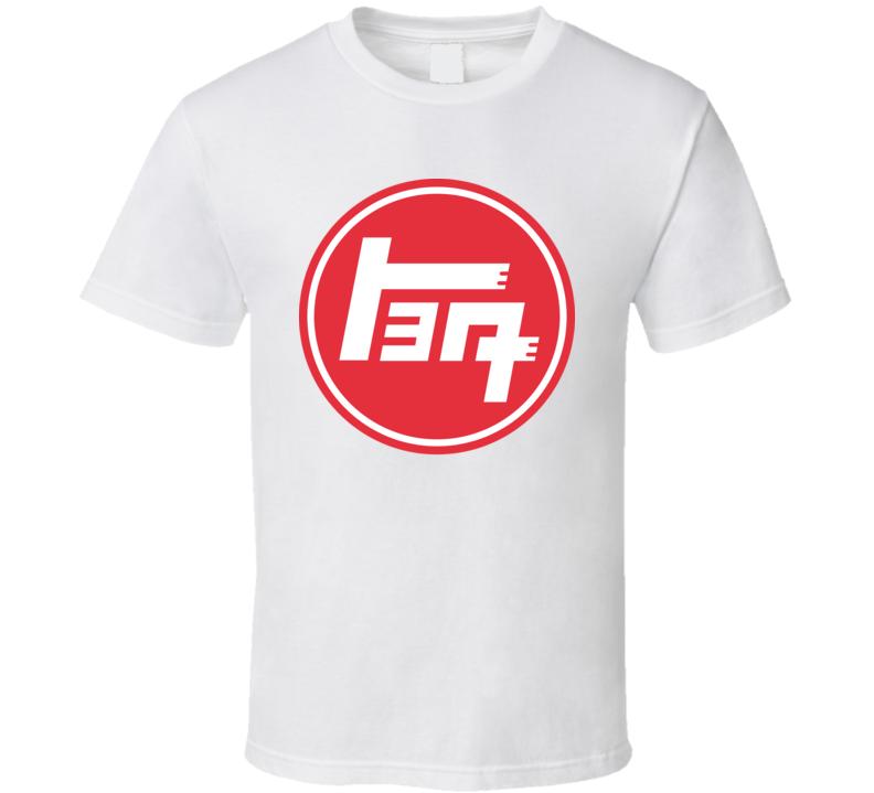 Toyota Japanese Racing TRD TEQ Logo T Shirt