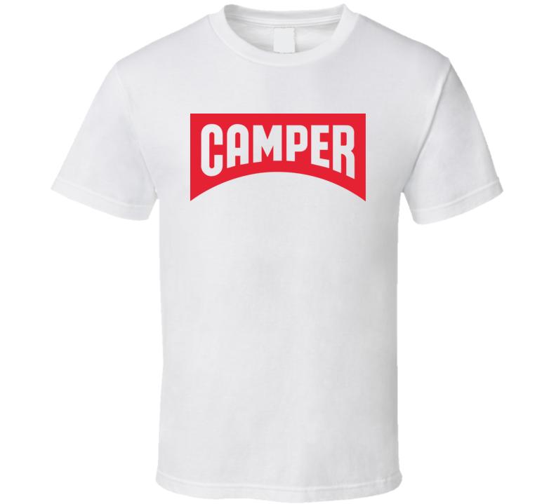 Camper Shoes Logo T Shirt