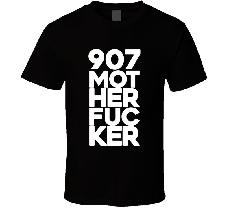 907 Mother Fucker Nate Nike Diaz Motherfucker MMA T Shirt