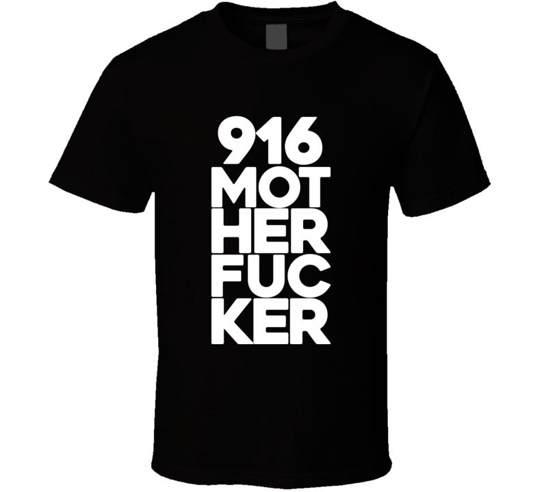 916 Mother Fucker Nate Nike Diaz Motherfucker MMA T Shirt